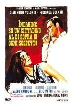 La copertina di Indagine su un cittadino al di sopra di ogni sospetto (dvd)