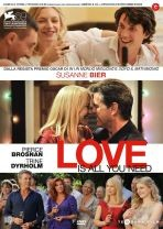 La copertina di Love Is All You Need (dvd)