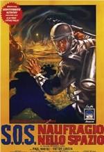 La copertina di S.O.S. naufragio nello spazio (dvd)
