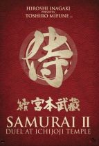 La copertina di Samurai II - Duel at Ichijoji Temple (dvd)