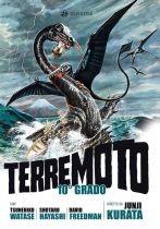 La copertina di Terremoto 10° (dvd)