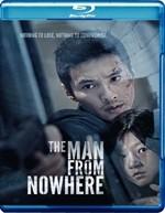 La copertina di The Man from Nowhere (blu-ray)