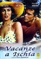 La copertina di Vacanze a Ischia (dvd)