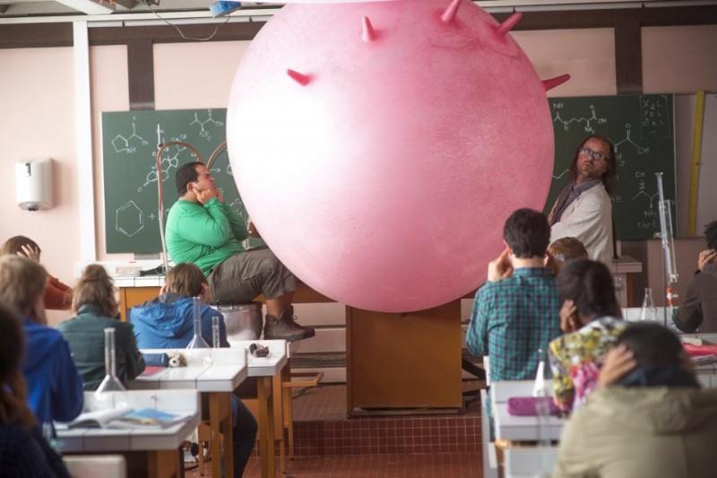 Les profs: una divertente scena della commedia francese