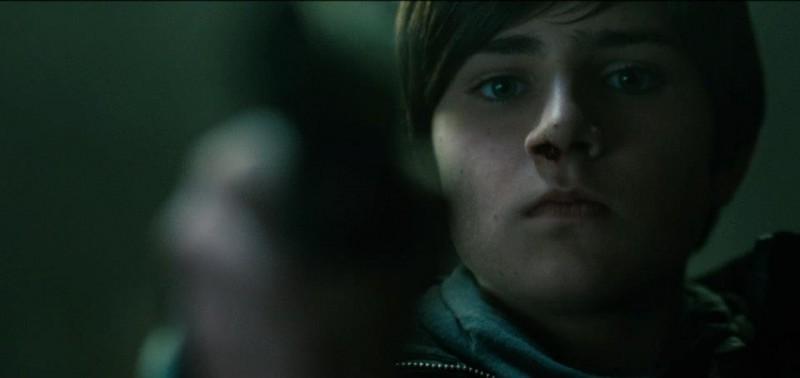 Markus Kroier nel dramma tedesco Bastard, del 2011