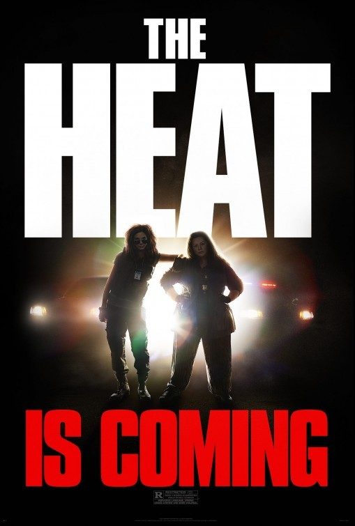 The Heat: nuovo teaser poster USA
