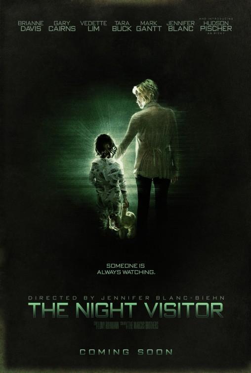 The Night Visitor: la locandina del film