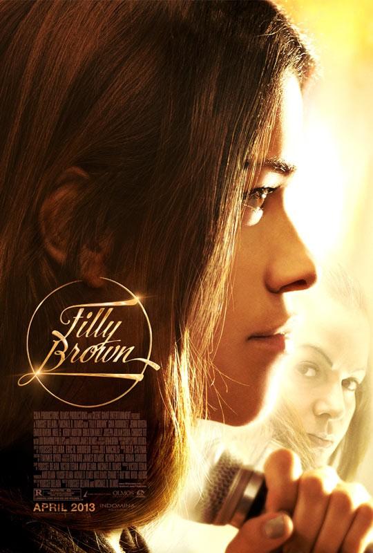 Filly Brown: la nuova locandina del film