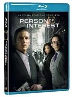 La copertina di Person of Interest - Stagione 1 (blu-ray)