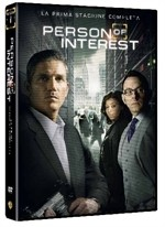 La copertina di Person of Interest - Stagione 1 (dvd)