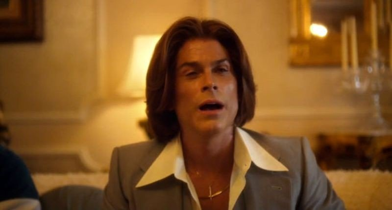 Behind the Candelabra: un primo piano di Rob Lowe tratto dal film