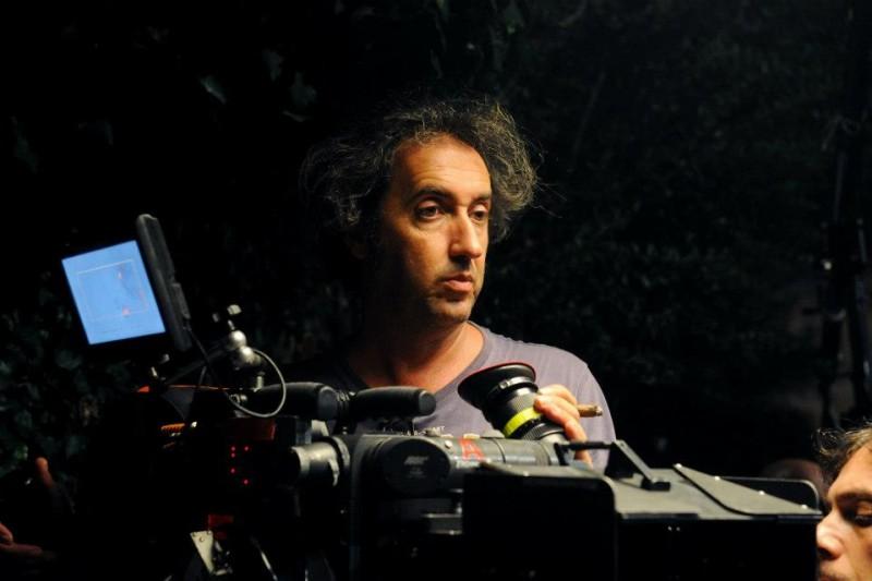 La grande bellezza: il regista Paolo Sorrentino sul set del film