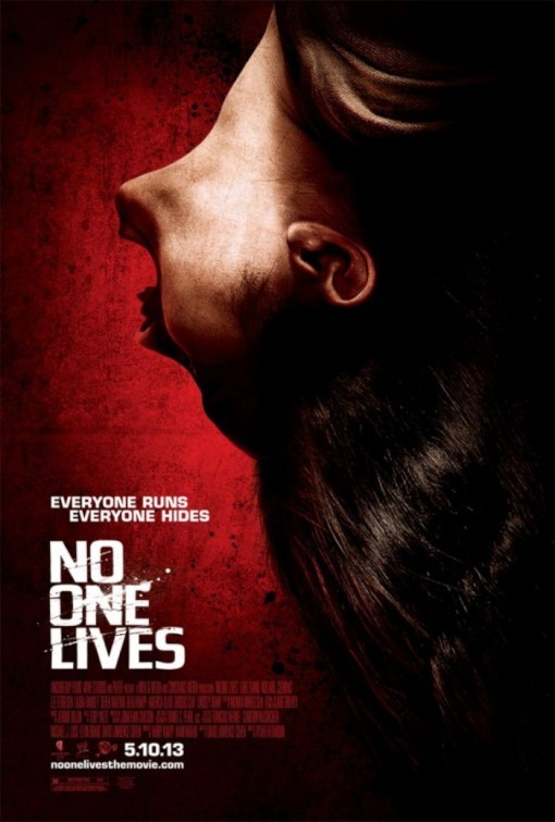 No One Lives: nuovo poster