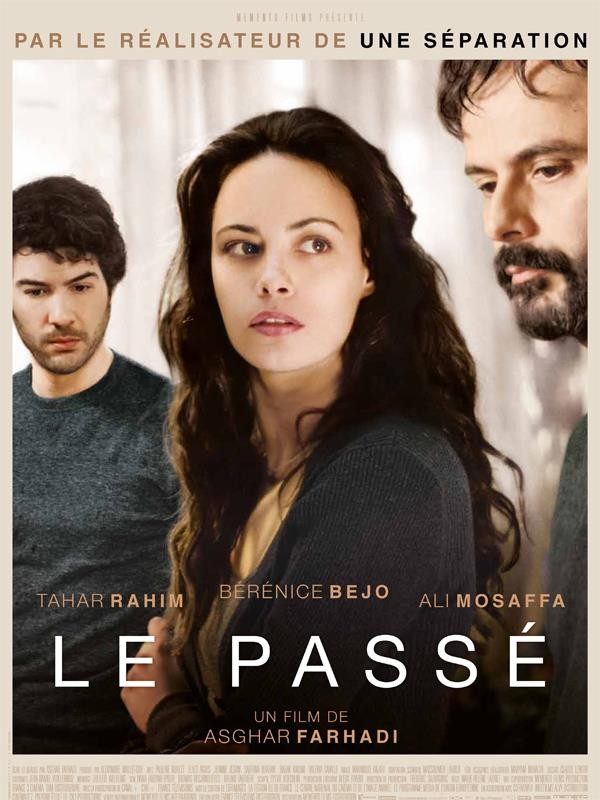 The Past: la locandina francese del film