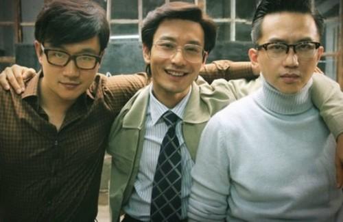 American Dreams in China: i tre protagonisti della pellicola
