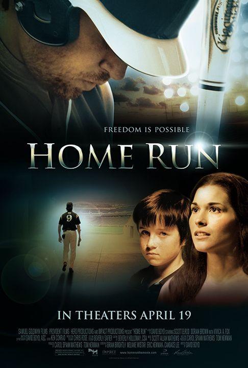 Home Run: la locandina del film