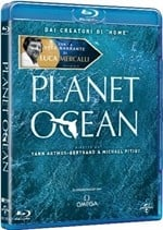 La copertina di Planet Ocean (blu-ray)
