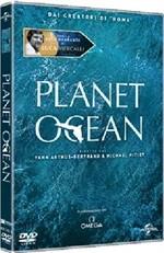 La copertina di Planet Ocean (dvd)