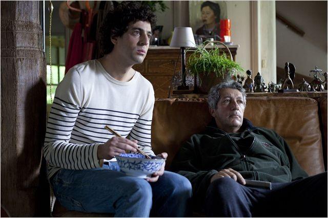Les Gamins: Max Boublil e Alain Chabat in una immagine della commedia