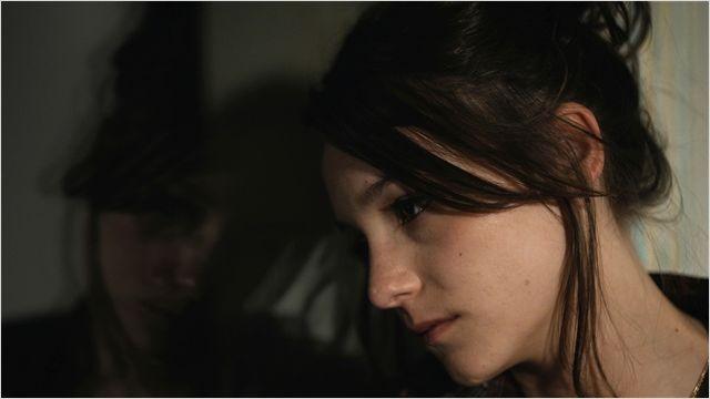 Les Lendemains: Pauline Parigot in una sequenza del film.