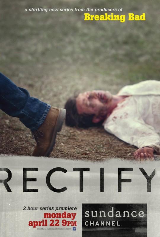 Rectify: un nuovo poster della serie