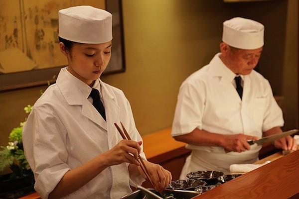 The Great Passage (Fune wo amu): una sequenza del film giapponese del 2013
