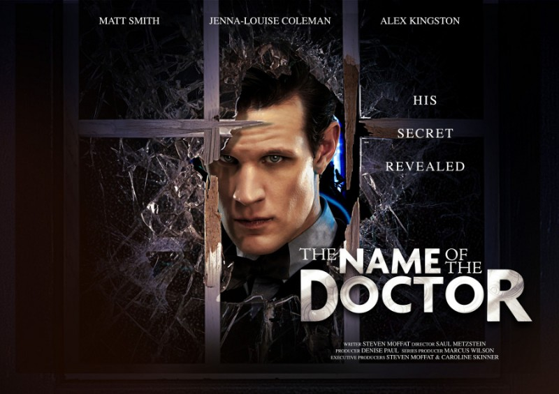 Doctor Who: un'immagine promozionale dell'episodio The Name of the Doctor