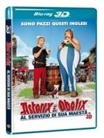 La copertina di Asterix e Obelix al servizio di sua maestà 3D (blu-ray)