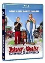 La copertina di Asterix e Obelix al servizio di sua maestà (blu-ray)