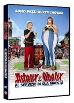 La copertina di Asterix e Obelix al servizio di sua maestà (dvd)