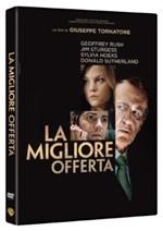 La copertina di La migliore offerta (dvd)
