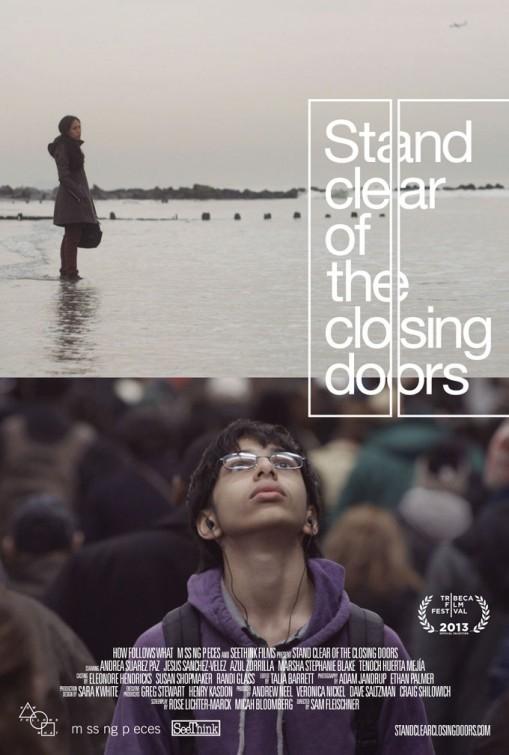 Stand Clear of the Closing Doors: la locandina del film