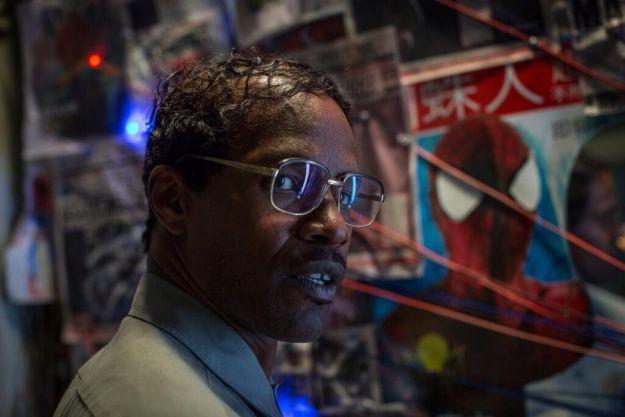 The Amazing Spider-Man 2: la prima immagine di Jamie Foxx nei panni di Electro