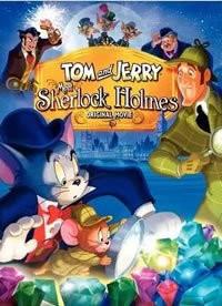 Tom & Jerry incontrano Sherlock Holmes