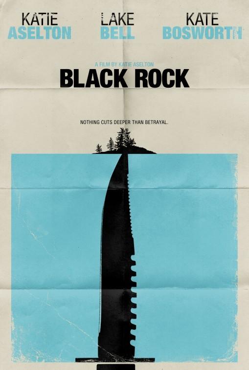 Black Rock: nuovo poster del film