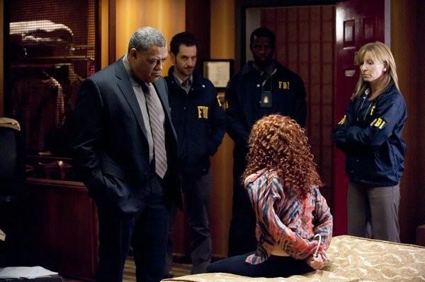 Hannibal: Aaron Abrams e Lara Jean Chorostecki nell'episodio Amuse-Bouche