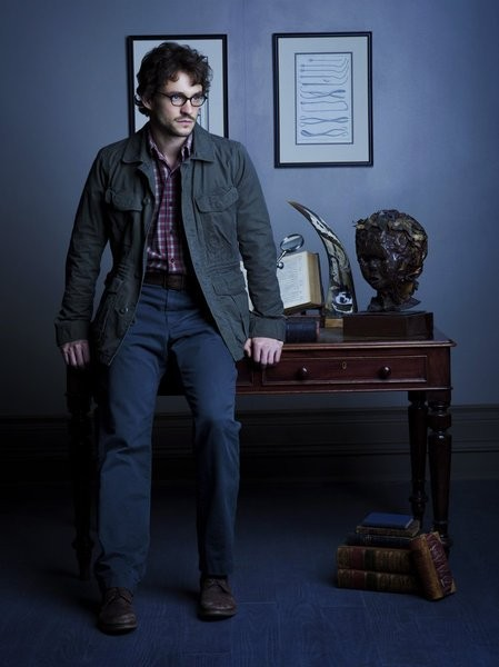 Hannibal: Hugh Dancy in una foto promozionale