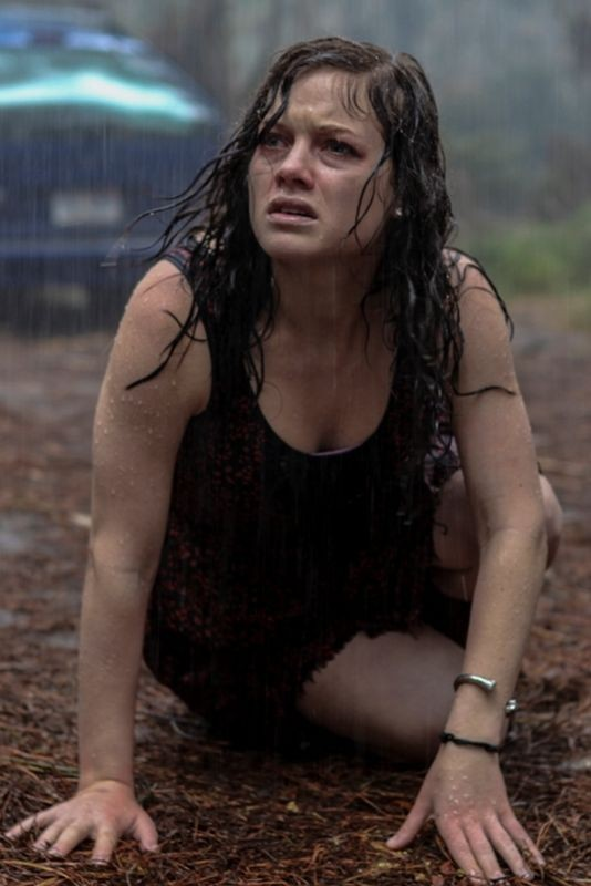 La casa: Jane Levy in una scena