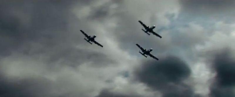World War Z: un'immagine tratta dal film