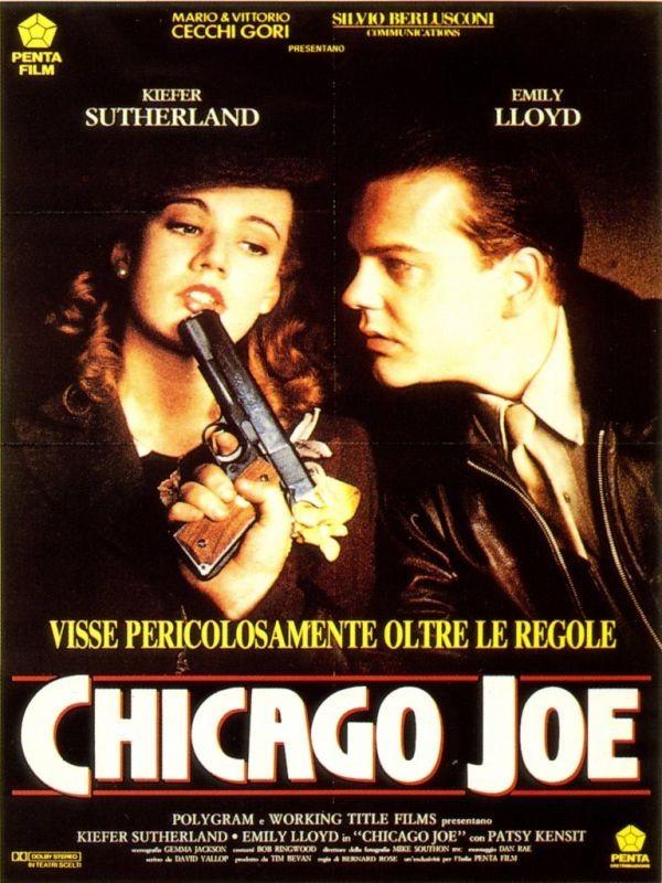 Chicago Joe: la locandina del film