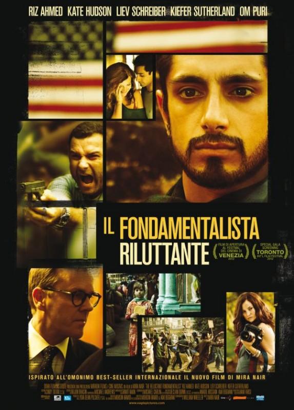 Il fondamentalista riluttante: la locandina italiana