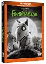 La copertina di Frankenweenie 3D (blu-ray)