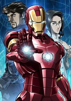 La locandina di Iron Man