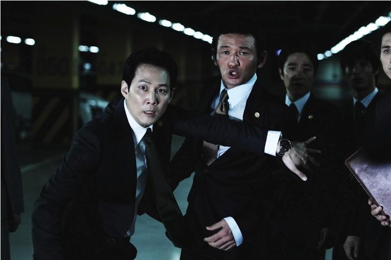 New World: un'immagine del film di Park Hoon-jung