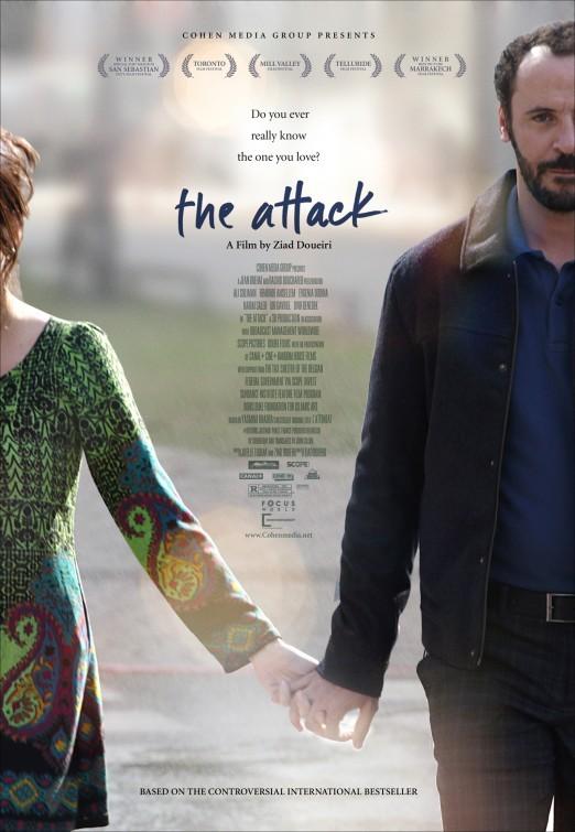 The Attack: la locandina del film