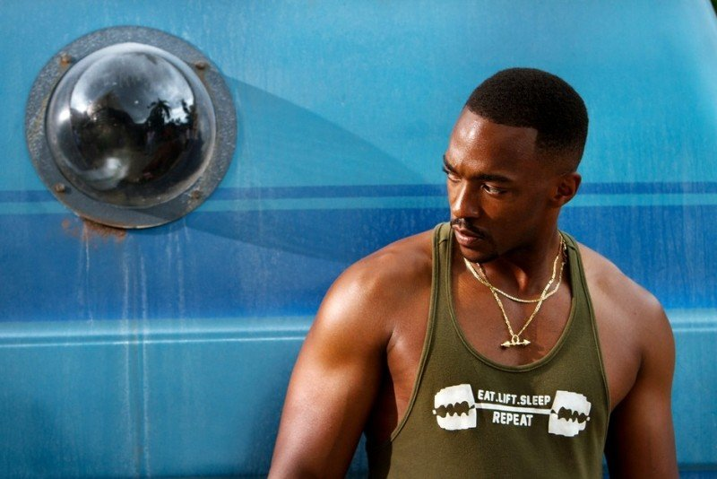 Anthony Mackie in Pain & Gain
