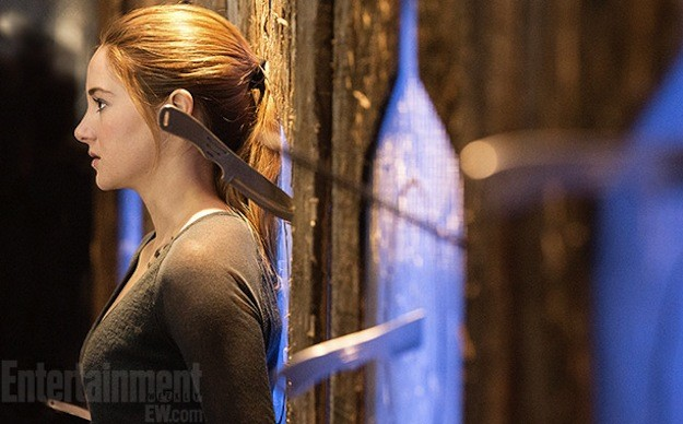 Divergent: Shailene Woodley nella prima immagine promozionale pubblicata su EW