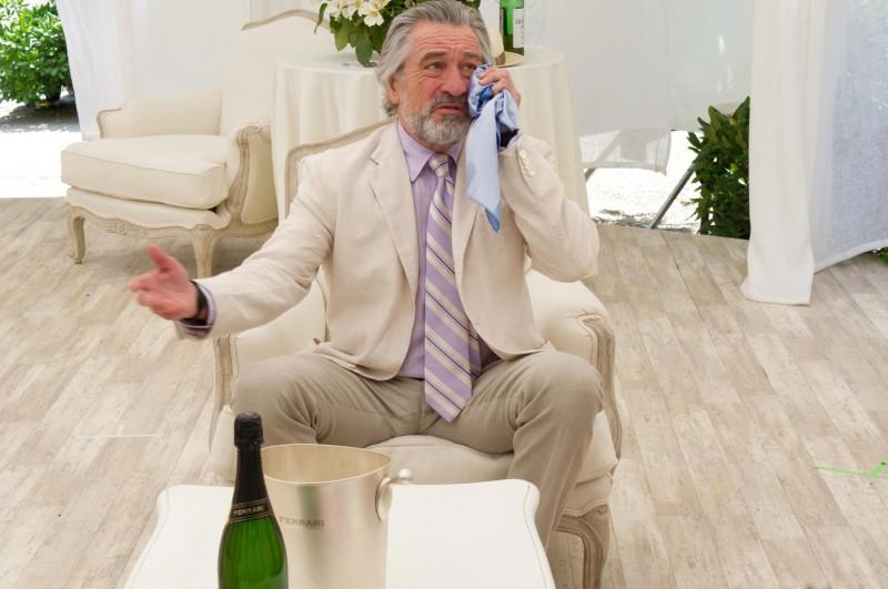 Robert De Niro in Big Wedding, commedia del 2013
