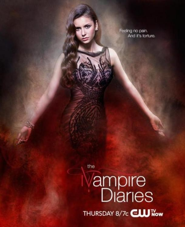 The Vampire Diaries: un poster per i May Sweeps