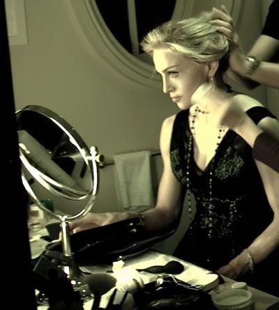 Madonna in camerino
